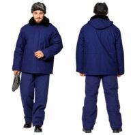 Куртка МЕТЕЛИЦА-П утепленная зимняя мужская 103-0125-01