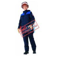 Костюм ЭЛЕКТРА ЛЕДИ ЗН-17 (КУР+П/К) 113-0060-01 темно синий