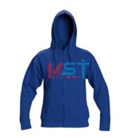 Куртка CERVA НАГАР с капюшоном синий