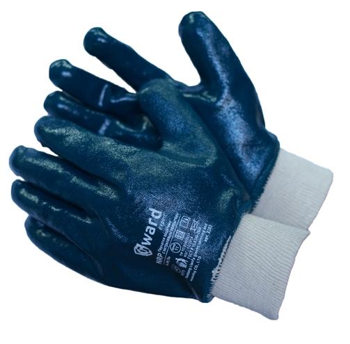 Перчатки НИТРИЛОВЫЕ резинка ЛЮКС 2202