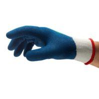 Перчатки ANSELL MARIGOLD НИТРОТАФ N1700
