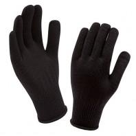 перчатки ХБ 10 класс 6 нитей черные без ПВХ