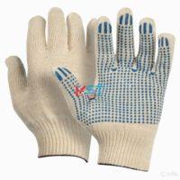 Перчатки ХБ / ХБ с ПВХ