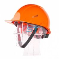 Каска защитная РОСОМЗ СОМЗ-55 Фаворит оранжевая