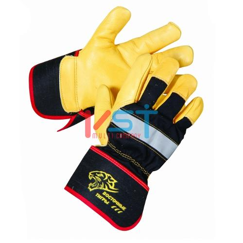 Перчатки ВОСТОЧНЫЕ ТИГРЫ G151 со СОП