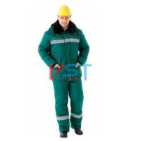 Куртка АЛТАЙ 103-0116-01 зеленый
