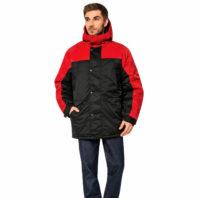 Куртка РУССКАЯ АЛЯСКА мужская зимняя утепленная