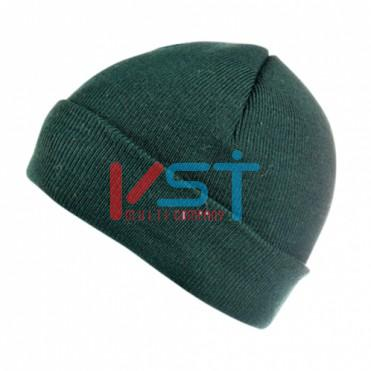 Шапка СКЕЙТЕР-3 зеленая