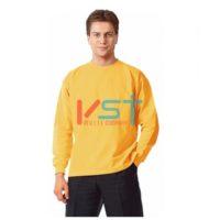 Толстовка ТРЕК 101-0026-05 желтый