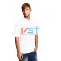 Рубашка CERVA ПОЛО ДХАНУ-К 101-0249-06 белый