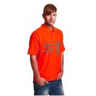 Рубашка CERVA ПОЛО ДХАНУ-К 101-0249-05 красный