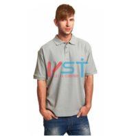 Рубашка CERVA ПОЛО ДХАНУ-К 101-0249-01 серый