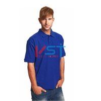Рубашка CERVA ПОЛО ДХАНУ-К 101-0249-08 синий