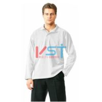 Рубашка ПОЛО-Д 101-0023-14 белый