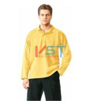 Рубашка ПОЛО-Д 101-0023-05 желтый