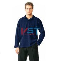 Рубашка ПОЛО-Д 101-0023-16 синий