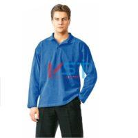 Рубашка ПОЛО-Д 101-0023-53 васильковый