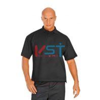 Рубашка ПОЛО-К 101-0002-10 черный