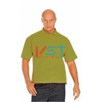 Рубашка ПОЛО-К 101-0002-55 оливковый