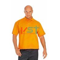 Рубашка ПОЛО-К 101-0002-01 оранжевый