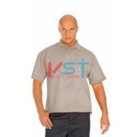 Рубашка ПОЛО-К 101-0002-07 серый