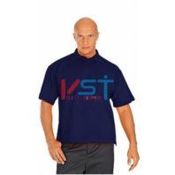 Рубашка ПОЛО-К 101-0002-16 синий