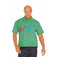 Рубашка ПОЛО-К 101-0002-71 светло-зеленый