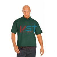 Рубашка ПОЛО-К 101-0002-03 темно-зеленый