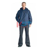 Куртка-ветровка МУССОН 106-0001-23 темно-синий