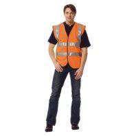 Жилет ГАРД сигнальный оранжевый 104-0002-65