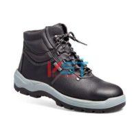 Ботинки кожаные ТЕХНОГАРД с проколозащитной прокладкой (стелькой) женские 5.070
