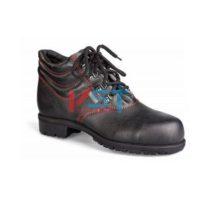 Ботинки кожаные ЮТА с композитным подноском 5.106