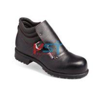 Ботинки кожаные СВАРЩИК с композитным подноском 5.107