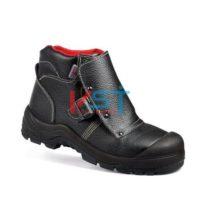 Ботинки кожаные НЕОГАРД для сварочных работ мужские (подошва – полиуретан и нитрильная резина) 5.266