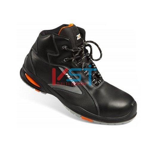 Ботинки кожаные PEZZOL LE MANS ORANGE 5.318