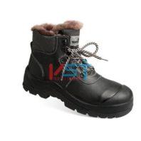 Ботинки кожаные НЕОГАРД меховые женские (подошва – полиуретан и нитрильная резина) 5.325