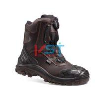 Ботинки кожаные PEZZOL TITANUS EVO утепленные 5.375
