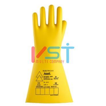 Перчатки Ansell Marigold Electrician: Класс 2