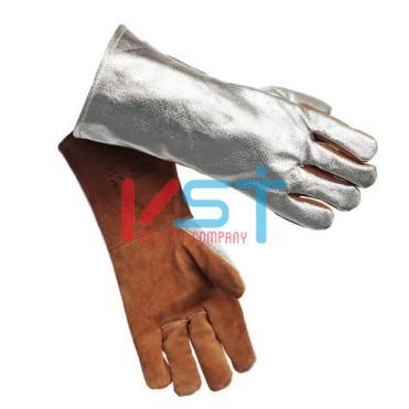 Перчатки ESAB HEAVY DUTY ALUMINIUM: 250 С°