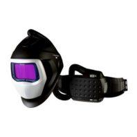 Сварочный щиток 3М Speedglas 9100 Air со светофильтром Speedglas 9100XX с блоком фильтрации и подачи воздуха 3M Adflo
