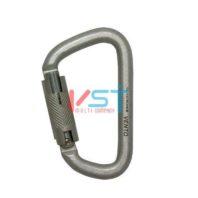 Карабин VENTO СТАЛЬНОЙ УНИВЕРСАЛЬНЫЙ АВТОМАТ с байонетной муфтой keylock (vpro 0011)