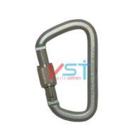 Карабин VENTO СТАЛЬНОЙ УНИВЕРСАЛЬНЫЙ с муфтой keylock (vpro 0012)