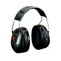 Наушники повышенной видимости 3М Peltor Optime II  Hi-Viz H520A-472-GB со стандартным оголовьем