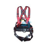 Привязь страховочная SAFE-TEC MAUNTAGE (STH105)