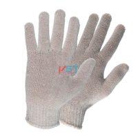 Перчатки ХБ ЭКОНОМ 10 класс 3 нити белые
