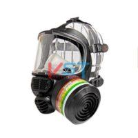 Маска полная (респиратор) SPIROTEK FM9000 мт. химостойкий мат Scott Procomp® средн. 133-0105-01