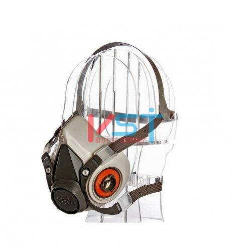 Полумаска (респиратор) 3M 6200 133-0096-01