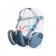 Полумаска (респиратор) SPIROTEK HM8500 мт. термопластичный эластомер больш. 133-0139-03