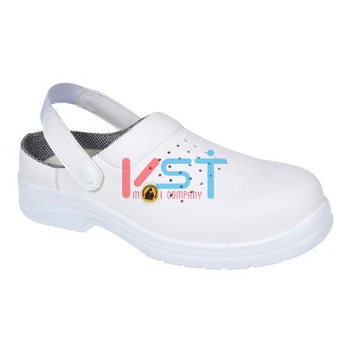 Антистатические сабо Portwest FC03 SB AE белые