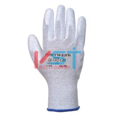 Антистатические перчатки Portwest Antistatic Shell A199 серые